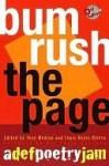 Bum Rush the Page - Tony Medina, Louis Reyes Rivera, Sonia Sanchez