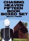 Chasing Heaven 15 Book Boxed Set (Amish Romance) - Becca Fisher