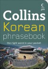 Collins Korean Phrasebook CD Pack: The Right Word in Your Pocket - Collins UK, Collins UK
