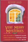 Very Merry Mysteries - M.C. Beaton, Margaret Maron, Charlotte MacLeod