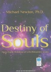 Destiny of Souls: New Case Studies of Life Between Lives - Michael Newton, Peter Berkrot