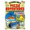 The Usborne Book of Puzzle Adventures (Vol. 1) - Michelle Bates, Gaby Waters, Karen Dolby, Martin Oliver