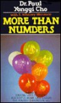 More Than Numbers: - David Yonggi Cho, Paul Yonggi Cho, R. Whitney Manzano