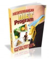 The Mediterranean Diet Plan with Recipes, Meal Plans, Foods, Cooking and Menu - James Benson
