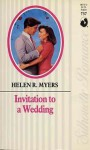 Invitation to a Wedding - Helen R. Myers