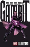 Gambit (Number 1) - James Asmus, Clay Mann, Seth Mann, Rachelle Rosenberg