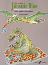 Jurassic Blue: Cello and Piano: Monstrous Pieces for Beginners - Caroline Lumsden, Pam Wedgwood
