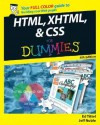 HTML, XHTML & CSS For Dummies - Ed Tittel