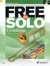 Free to Solo Trombone - Paul Harvey, Rob Hughes