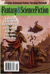 Fantasy & Science Fiction, May 2006 - Gordon Van Gelder, Charles Coleman Finlay, Matthew Hughes, Terry Bisson, M. Rickert, Gene Wolfe, Steven Utley
