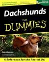 Dachshunds For Dummies - Eve Adamson