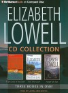 Elizabeth Lowell CD Collection: To the Ends of the Earth, This Time Love, Forget Me Not - Elizabeth Lowell, Laural Merlington