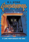 It Came from Beneath the Sink! (Goosebumps, #30) - R.L. Stine