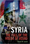 Syria: The Fall of the House of Assad - David W. Lesch