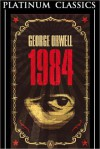 1984 (Barnes & Noble PLATINUM Classics) - George Orwell