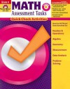 Math Assessment Tasks, Grade K: Quick Check Activities - Evan-Moor Educational Publishing, Becky Dios
