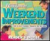 The Family Handyman: Weekend Improvements - Family Handyman Magazine