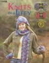 Knits in a Jiffy: 14 Fun Projects - Lion Brand Yarn, Leisure Arts
