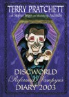 The Discworld (Reformed) Vampyre's Diary 2003 - Terry Pratchett, Stephen Briggs, Paul Kidby