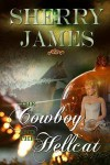 The Cowboy and the Hellcat - Sherry James
