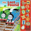 Thomas the Tank Engine : Lost and Found : Sound Puzzle Book - Publications International Ltd.