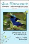 Blue Honeycreepers - Deborah Carney