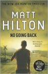 No Going Back - Matt Hilton