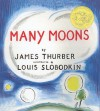 Many Moons - James Thurber, Louis Slobodkin