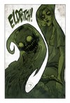 The Instruments of Fear (Eldritch!, #3) - Aaron Alexovich, Drew Rausch