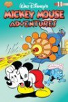Mickey Mouse Adventures Volume 11 (Mickey Mouse Adventures - Romano Scarpa, Stefan Petrucha, Donald D. Markstein