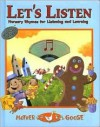 Let's Listen: Nursery Rhymes for Listening and Learning [With CD] (Board Books) - Studio Mouse LLC