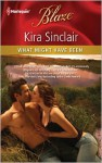 What Might Have Been - Kira Sinclair