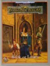 Book of Lairs: Forgotten Realms, Advanced Dungeons and Dragons Adventure - TSR Inc.