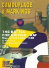 The Battle For Britain - RAF, May to December 1940 (Camouflage & Markings No.2) - Paul Lucas, Neil Robinson, Peter Scott