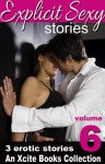 Explicit Sexy Stories - Volume Six - An Xcite Books Collection - Rachel Kramer Bussel, Lynn Lake, Jay Raymee