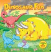 Little Scribbles: Dinosaur Fun - Emma Less, Steve Harpster