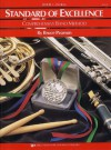 Standard of Excellence: Comprehensive Band Method Book 1 (E Flat Horn) (Standard of Excellence Series) - Bruce Pearson
