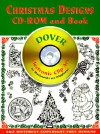 Christmas Designs CD-ROM and Book - Dover Publications Inc.