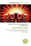 Jesse McCartney - Agnes F. Vandome, John McBrewster, Sam B Miller II
