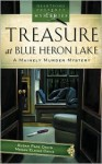 Treasure at Blue Heron Lake (Mainely Murder, #2) - Susan Page Davis, Megan Elaine Davis