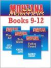 Montana Mavericks, Books 9-12 (Silhouette Special Releases) - Laurie Paige, Cathie Linz, Celeste Hamilton, Rachel Lee
