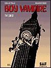 Boy Vampire 2: The Curse - Carlos Trillo, Eduardo Risso