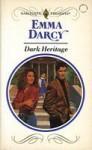 Dark Heritage (Mills & Boon comics) - Emma Darcy, Maki Ohsawa