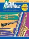Accent on Achievement, Book 1 - E-Flat Alto Saxophone (Accent on Achievement) - John O'Reilly, Mark Williams