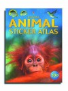 Sticker Atlas Animals (Sticker Atlas) - Gillian Doherty