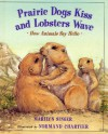 Prairie Dogs Kiss and Lobsters Wave: How Animals Say Hello - Marilyn Singer, Normand Chartier