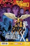 La Nueva Patrulla-X #8 - Brian Michael Bendis, Stuart Immonen, Frank Cho