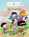 Tiny Titans Go Camping! - Art Baltazar