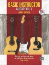 Basic Instructor Guitar, Vol. 1 [With CD (Audio)] - Jerry Snyder