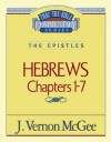 Hebrews 1-7 - J. Vernon McGee